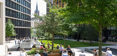Townshend Landscape Architects - Projects - Pancras Square, King's Cross