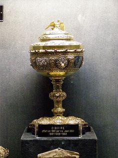 Chalice of Notre Dame de Paris