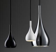 Trendir - Home Decorating Trends magazine - Metal Pendant Lights by Fabbian