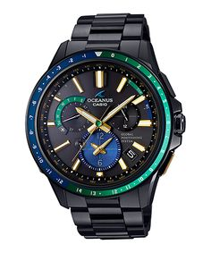 OCW-G1100E-1AJF - コレクション - OCEANUS | オシアナス - CASIO