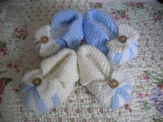 Les 20 meilleures images du tableau chaussons et bonnets pour bébé ... ccef13c1161