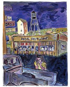 Bob Dylan - The Drawn Blank Series - Washington Green