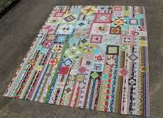 Gypsy Wife Quilt-along 2016