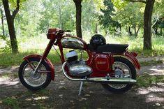 JAWA 350/360 1974 г.в Yezdi Roadking, Moto Jawa, Jawa 350, Motorcycle Engine, Cars And Motorcycles, Cherry, Engineering, Retro, Vehicles