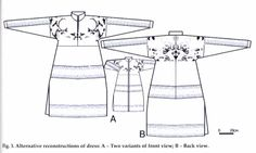 10 Century Russian Loose Threads: Yet Another Costuming Blog: Gnezdovo and Pskov