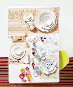 perfect summer pastels / sfgirlbybay