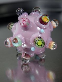 Big Pink Sputnick by RASPBERRYRINGS