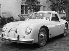 Porsche 356 America Roadster (540) 1952-53