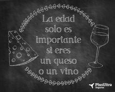 La edad solo es importante si eres un queso o un vino @SegPlusUltra