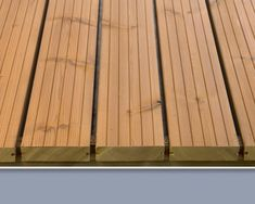#Lunawood Thermowood Decking