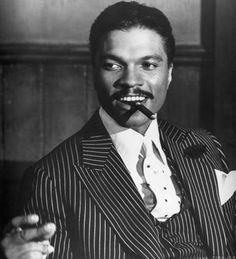 Star Wars actor Billy Dee Williams has been seen smoking cigars in real life and on screen. Billy Dee Williams, Lady Sings The Blues, People Smoking, Vintage Black Glamour, Handsome Black Men, Black Man, Black Gold, Handsome Guys, Black Actors