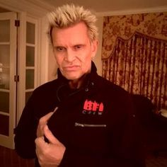 Billy Idol on WhoSay - Photos, videos, bio and more