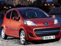 107 3 doors Peugeot Characteristics - http://autotras.com