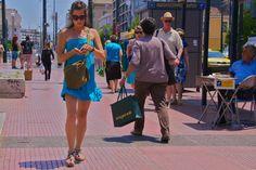 Sommergefühle im fashionablen Griechenland