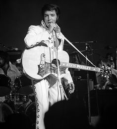 Although the concert footage for Elvis: That's the Way It Is was filmed at his Las Vegas performance, he did perform in nearly two dozen cities during 1970—his first concert tour since 1961—including a concert on September 12 in Miami, Florida, which was attended by one of Elvis's biggest fans and another rock legend...Jim Morrison of The Doors.