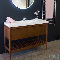 Newtech Liberty Washstand Vanity