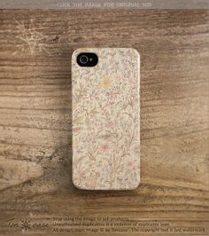 Floral iPhone 5 case, Floral iPhone 4 case, iPhone 4s case, shabby chic iphone case, iPhone 4 cases, flower iphone 4 5 case /c138