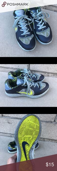 19716c4011a Nike Hyperfuse basketball shoes- size 11 Check out this Nike Hyperfuse  Lunarlon. Size 11
