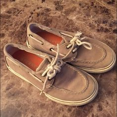 Boys Sperry's boys size 12.5 Boys sperry boat shoes size 12.5 Sperry Top-Sider Shoes