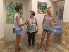 La mostra è stata prorogata al 16,00 agosto 2016 - De Giovanni Luigi pittore contemporaneo - Creazioni d'arte - Cagliari