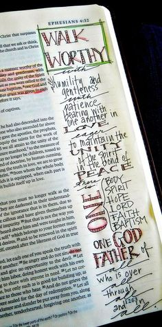 .Bible Journaling is really taking off-- All the Christian bookstore are out of wide margin Bibles PTL!