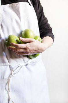 Green apples by Tal Sivan-Ziporin