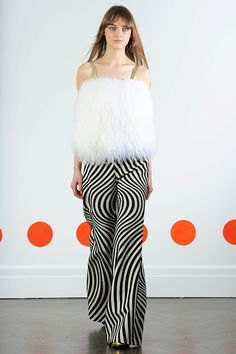 outfit score: furry fun ||| Lisa Perry