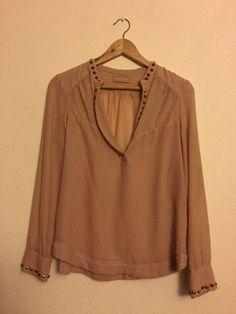 ZADIG & VOLTAIRE Blouses http://www.videdressing.com/blouses/zadig-voltaire/p-5052340.html?&utm_medium=social_network&utm_campaign=FR_femme_vetements_hauts_5052340