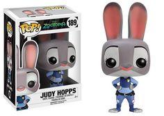 Pop! Disney: Zootopia - Judy Hopps