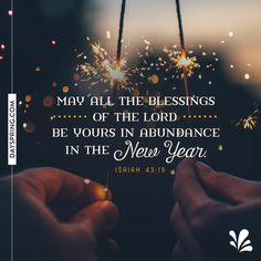21 Best New Year images in 2018 | Bible verses, Scripture verses ...