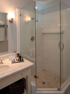 Corner Shower Design Pictures Remodel Decor And Ideas Page 10 Corner Showers Bathroomsmall