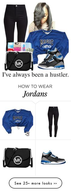 """""""..."""" by aribearie on Polyvore featuring New Look and MICHAEL Michael Kors"""