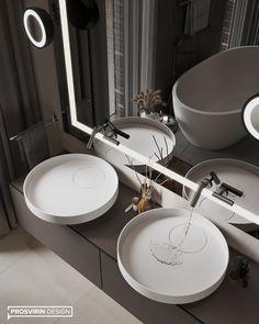Bathroom Spa, Laundry In Bathroom, Bathroom Ideas, Dream Bathrooms, Bathroom Interior Design, Interior Ideas, Modern Luxury, Woodland, New Homes