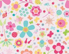 Snug as a Bug Pink Main fabric