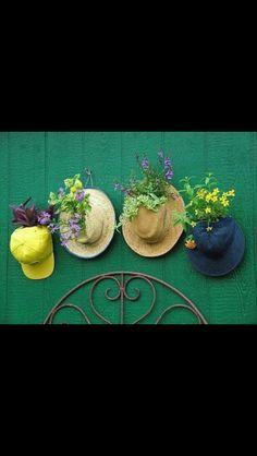 Genbrug gamle hatte