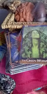 Celtic Witchin': Faery Fire reading
