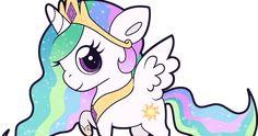 Art trade with ^^ I was New-Years drunk when I made this.> And the chibi Mane Chibi Celestia Unicorn Drawing, Unicorn Art, Cute Unicorn, Unicorn Images, Unicorn Pictures, Arte Do Kawaii, Kawaii Anime, Chibi, Kawaii Drawings