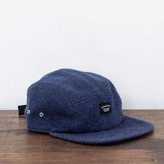 jersey 5 panel hat