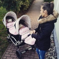 Thanks @joanna_liczycka #abcdesign #thinkbaby #abcdesign_zoom #zoom #twins #siblings #tandem #double #pushchair #stroller #pram #kinderwagen #familytime #mother #mom #mommy #motherlove #baby #babies #babytime #babyphotooftheday #instagood #photooftheday #pink #footmuff #sweet #amazing #lovely #children #kids