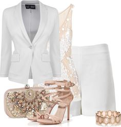 """""""White Party"""" by maggie-jackson-carvalho on Polyvore"""