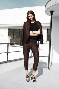 Crippen Fall 2014 Ready-to-Wear Collection Slideshow on Style.com
