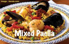 Mixed Paella | Recipe Devil