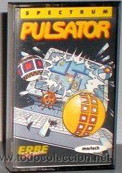 Pulsator [Martech] 1987 IBSA - Erbe Software [ZX Spectrum]