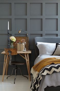 Architectural Details | Decorative Wood Paneling