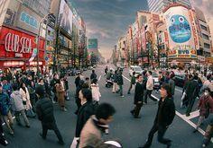Akihabara, Japan. city of gadgets :)