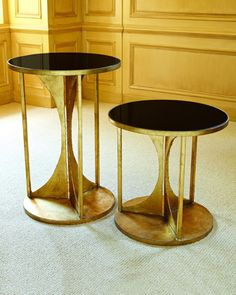 Hourglass+Side+Tables+by+Global+Views+at+Horchow.
