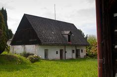 Czech Republic, Cabin, House Styles, Home Decor, Decoration Home, Room Decor, Cabins, Cottage, Home Interior Design