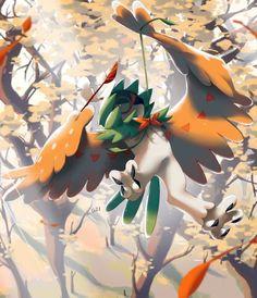 Pokémon - Decidueye