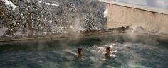 I Bagni Vecchi: uno dei tre centri termali di #Bormio #valtellina #spa Un tuffo nelle acque millenarie dei Bagni Nuovi, Bagni Vecchi e Bormio Terme.