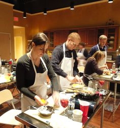 Cooking Class- learn to make something you've always wanted to eat or a style of cooking